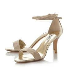 Mariee two part mid heel sandals