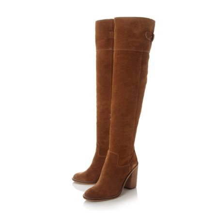 Dolce Vita Okana knee high block heel boots