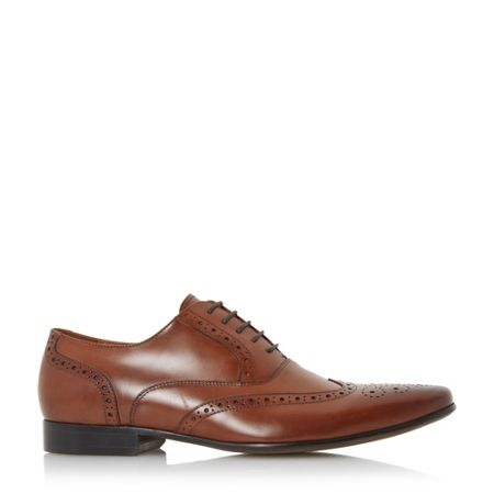 Dune Raymonds leather oxford brogues