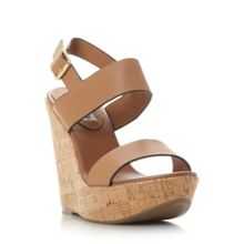 Esme cork wedge sandals