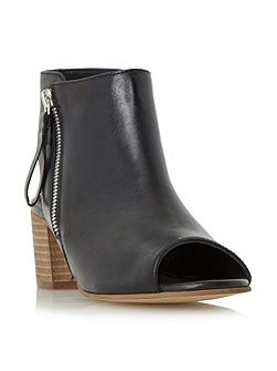 Joselyn peep toe ankle boot sandals