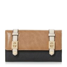 Dune Kailey turn lock buckle strap purse