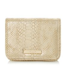 Dune Becky small flapover clutch bag