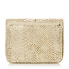 Becky small flapover clutch bag