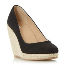 Arnia espadrille wedge court shoes