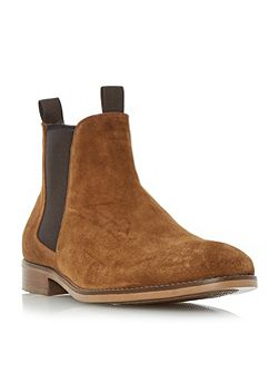 Bertie Cole double pull up tab chelsea boots