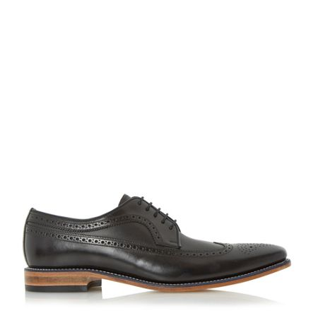 Loake Callaghan blue rand leather brogue shoe