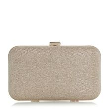 Berlon box frame clutch bag