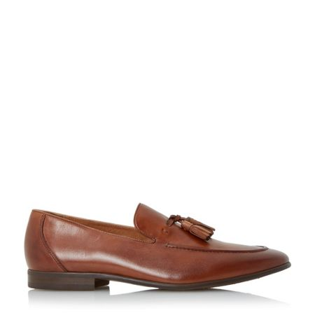 Dune Result Tassel Leather Loafer