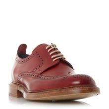 Bailey leather lace up brogues
