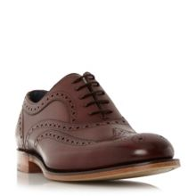 Barker Jensen 2 tone  brogue shoes