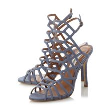 Steve Madden Slither Caged Heel Sandals