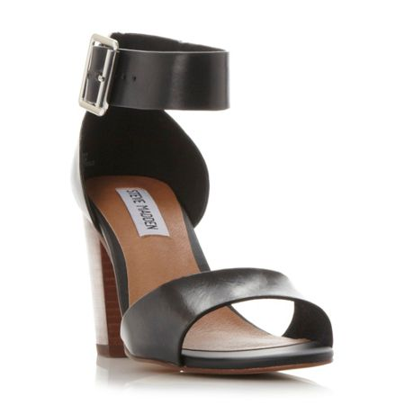 Steve Madden Estoria two part block heel sandals