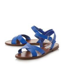 Steve Madden Dublin cross strap sandals