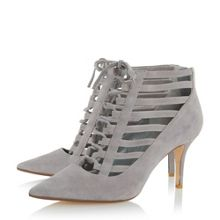 Amma strappy ghillie lace court shoes