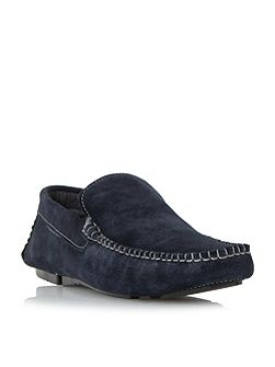 Basel plain front driver shoes