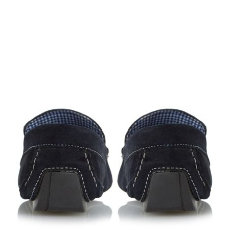 Howick Basel plain front driver shoes