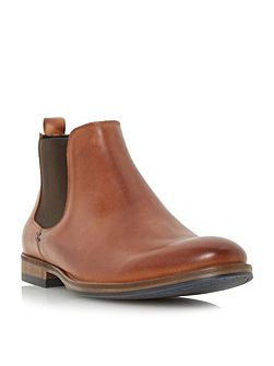 Montgomery Colour Sole Chelsea Boots