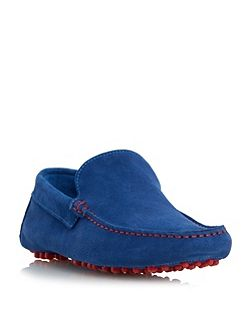 Bermuda Contrast Stitch Loafer Shoes