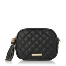 Dune Daizy quilted cross body bag