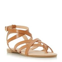 Head Over Heels Lavella strappy gladiator sandals