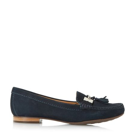 Linea Giberal tassel trim loafers