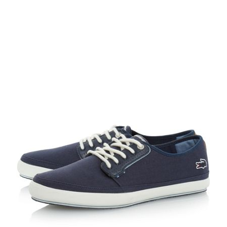 Lacoste Saulieu Canvas lace up