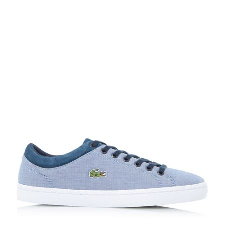 Lacoste Straightset SPT Lace Up Trainer