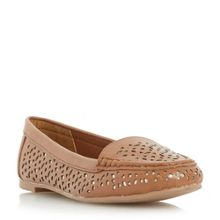 Head Over Heels Hasier laser cut loafers