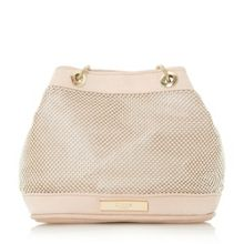 Elysha beaded duffle bag