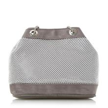 Dune Elysha beaded duffle bag