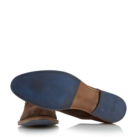 Dune Brummie round toe shoes