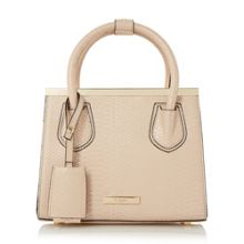 Dune Dinidependra structured frame handbag