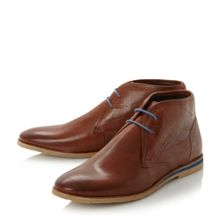 Bertie Crayon colour pop sole desert boots