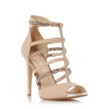 Biba Maren caged heeled sandals