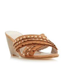 Dune Kristine cross over wedges