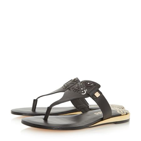 Biba Louela toe post sandals
