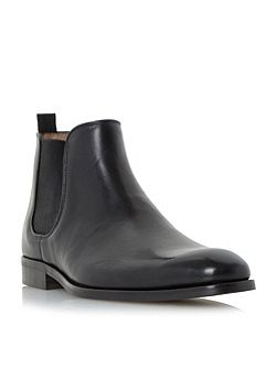 Marlowes leather chelsea boots