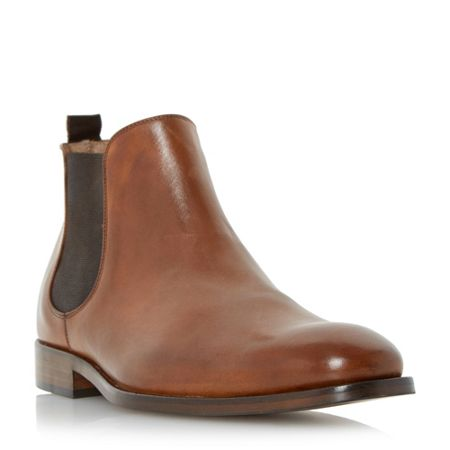 Roland Cartier Marlowes leather chelsea boots
