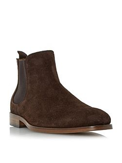 Carlowes Suede Chelsea Boots