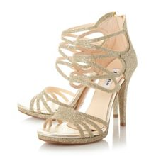 Miroir vh strappy metallic sandals