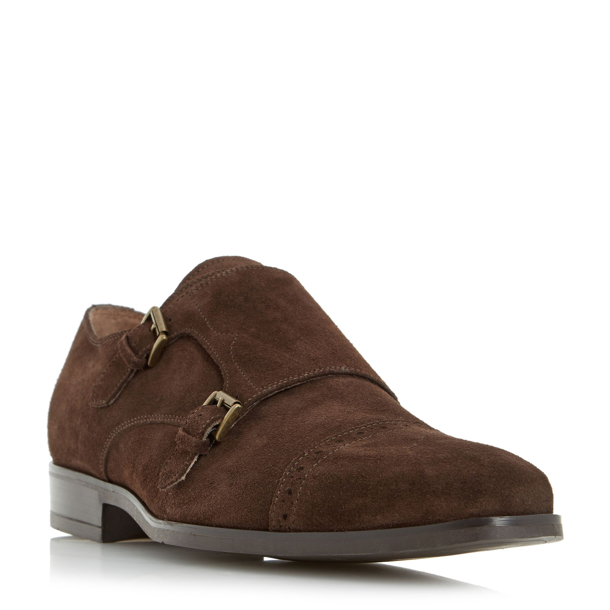 Roland Cartier Roland Cartier Barnsley tocap monk shoes, Brown