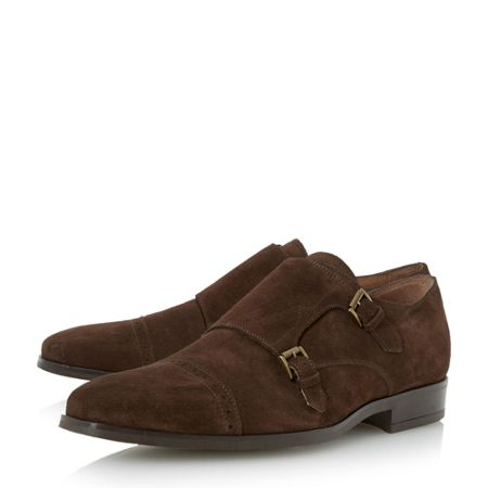 Roland Cartier Barnsley tocap monk shoes