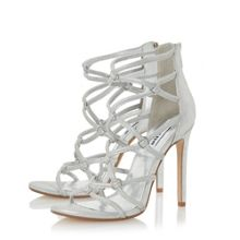 Dune Memphiss strappy high heel sandals