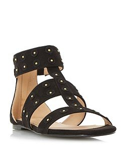 Libbey studded flat sandals