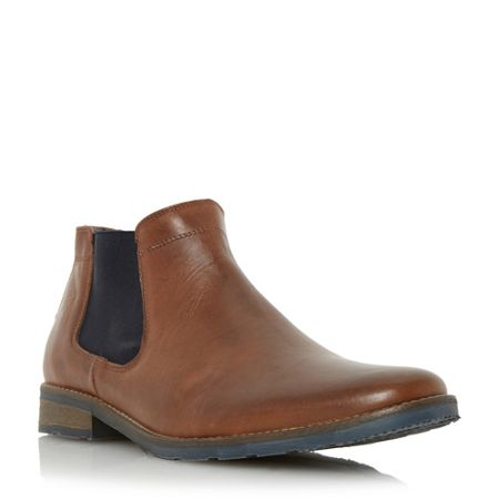 Dune Coopers 1  colour pop leather boots