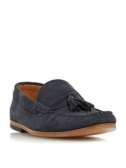 Berkeley 1 natural sole tassle loafers