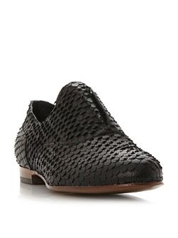 Gia laceless loafers
