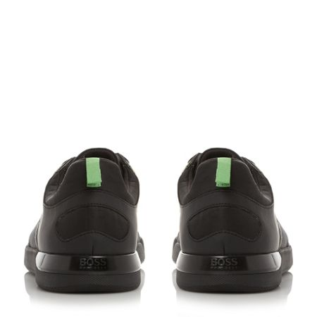 Hugo Boss Feather* toe trainers