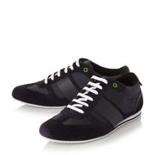 Hugo Boss Lighter suede trainers